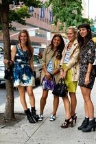 Fashion week NYC S/S 2009