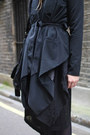Black-lace-up-ann-demeulemeester-boots-black-drape-religion-jacket-black-hol