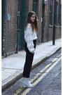 White-white-knit-stephan-schneider-sweater-black-jil-sander-pants-white-buck