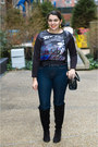 Clarks-boots-bdg-jeans-shoemint-bag-sheinside-sweatshirt