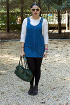 house of harlow sunglasses - liebeskind boots - Marc by Marc Jacobs bag