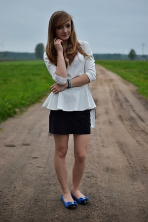 white no name blouse
