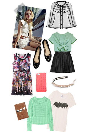 ivory tour Bethany Cosentino shorts - maroon printed dress romwe dress