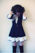 thigh high American Apparel socks - Wholesale Dress dress