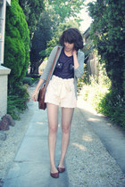 Scalloped shorts obsession