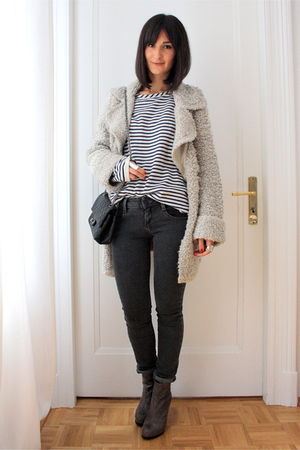 Zara coat - Cox shoes