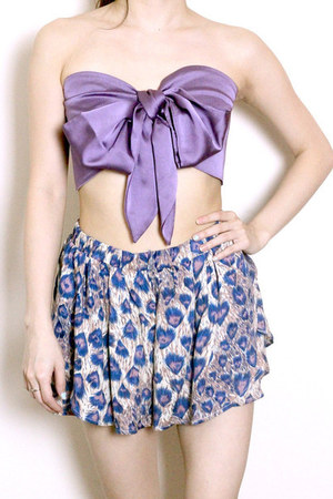 light purple GoodNight Macaroon top