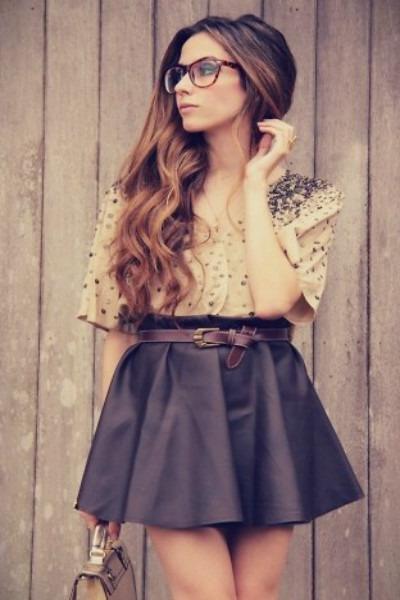 shirt Jerzees shirt - skirt Jerzees skirt
