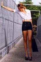Devon & Jones shirt - Hyp skirt