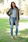 Gray-zara-coat-light-blue-wrangler-jeans-light-blue-bdg-shirt