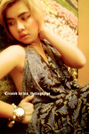 dress - Rolex accessories - accessories