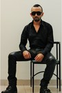 Black-leather-biker-steve-madden-boots-black-h-m-shirt-black-h-m-sunglasses