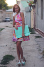 Aquamarine-mint-asos-bag-neon-asos-dress-mint-asos-heels