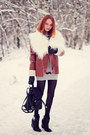 Choies-boots-front-row-shop-coat-chicwish-bag