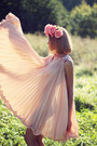 Chicwish-dress-next-heels