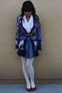 Blue-anthropologie-cardigan-brown-seychelles-shoes-blue-forever-21-dress-b