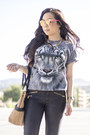 Zara-jeans-olivia-joy-bag-glint-gleam-sunglasses-the-mountain-t-shirt