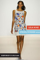 Lela Rose Spring/Summer 2012