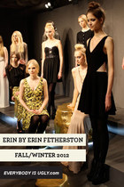 Erin by Erin Fetherston Fall/Winter 2012