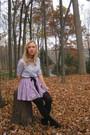 Silver-forever21-shirt-purple-the-childrens-place-skirt-black-steve-madden-s