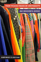 Teen Vogue Fashion University 2011: An Insider's Guide
