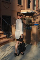 Christian Siriano for Payless shoes - sheer Apart shirt - Marc by Marc Jacobs ba