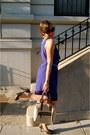 Gold-isabel-toledo-for-payless-shoes-blue-h-m-dress-nude-shiraleah-bag-aqu