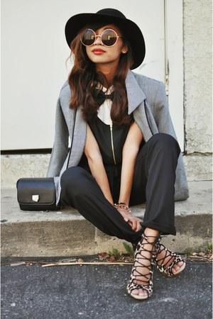 tan Zara heels