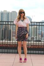 light pink Zamrie blouse