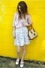 Forever-21-shirt-dooney-bourke-vintage-bag-vintage-skirt-vintage-accesso
