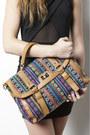 High-gloss-fashion-bag