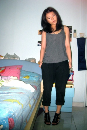 cotton on - zipia pants - Nine West shoes