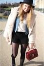 Surface-to-air-coat-sandro-shorts