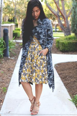 Effies Heart dress - Kelly Wearstler coat