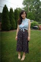LEI skirt - Barefoot wedges