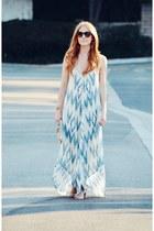 worn / this dress