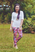 genevieve gozum leggings