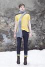 Skinny-jeans-h-m-jeans-h-m-socks-yellow-t-shirt-h-m-t-shirt