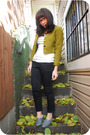 Green-dusty-rose-vintage-jacket-black-kensiegirl-pants-white-f21-t-shirt-g