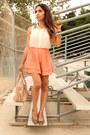 Cream-lush-coat-peach-lodis-bag-light-orange-scalloped-dulcecandyxo-shorts