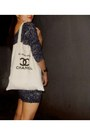 Navy-zippered-online-buy-dress-cream-tote-online-buy-bag