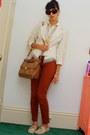 Tawny-j-brand-jeans-beige-vintage-blazer-beige-vintage-shirt-brown-bag