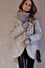 Bikbok-shirt-gray-motivi-jacket-black-bershka-pants-gray-bikbok-scarf-gr