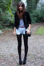 Suede-vintage-jacket-zebra-print-topshop-bag-high-waisted-levis-shorts-sue