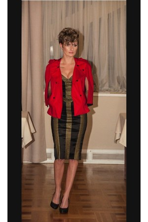 Veronica Frisan dress - Veronica Frisan jacket