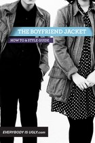 How To Wear Your Boyfriend&#x27;s Jacket