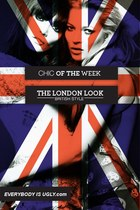 Chic of the Week: The London Look, British Style