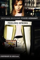 Editorial Spotlight: Feeling Spring from Vogue Germany