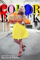 TREND: What Does Your Color Block Say About You?