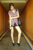 hotel hallway..